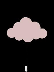 Изображение Ferm Living lamp Cloud, Dusty Rose