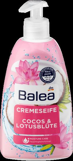 Picture of Balea Liquid soap coconut & lotus blossom, 500 ml