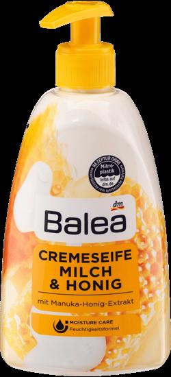 Picture of Balea Liquid soap milk & honey, 500 ml