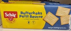 Picture of Schär Butter biscuits - Petit beurre gluten free