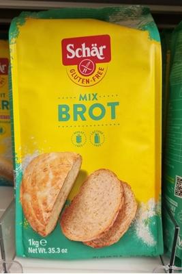 Picture of Schär Gluten-free bread mix flour