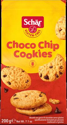 Picture of Schär Choco Chip Cookies Gluten free