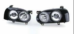 תמונה של DE double headlights black 91-97