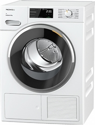 Picture of Miele TWF 640 WP heat pump dryer lotus white / A +++