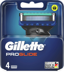 Picture of Gillette Fusion Pro Glide replacement blades