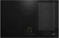 Изображение Miele KM 7474 FL, индукционная самодостаточная варочная панель, Безрамная