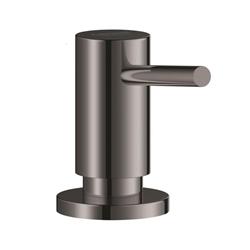 Picture of Grohe Cosmopolitan soap dispenser hard graphite, 40535A00