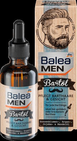 Picture of Balea MEN Beard oil, 50 ml