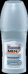 Picture of Balea MEN Deo Roll On Deodorant sensitive, 50 ml