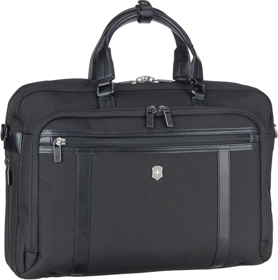 Picture of Victorinox Werks Professional 2.0 Cordura Laptop Brief 45 cm - Black