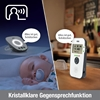 Picture of NUK Babyphone 530D Eco Control Audio Display Digital Baby Monitor with Display Free of High Frequency Radiation in Eco Mode