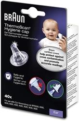 Изображение Фильтры для линз Braun LF40 для ушных термометров ThermoScan - 40 шт. В упаковке