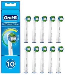 תמונה של  ראשי מברשת שיניים 10 יחידות  Oral-B Precision Clean