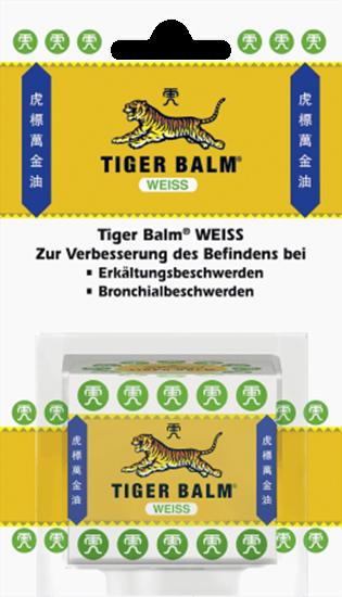 תמונה של צמחי מרפא Tiger Balm white, 19.4 g