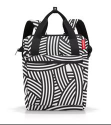 Изображение Reisenthel  handbag and rucksack allrounder R Zebra