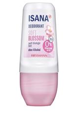 Изображение ISANA Шариковый дезодорант Soft Blossom