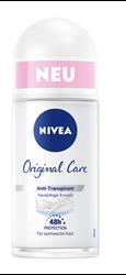 Picture of NIVEA Anti-Transpirant Roll-on Original Care