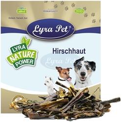 Picture of Lyra Pet 1 kg Deer Skin Chewing Item Dog Food Dental Care Treats Snack Barf