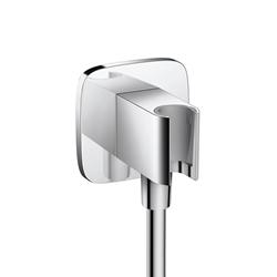 Picture of hansgrohe Fixfit Porter E Hand Shower Head Holder 26485000