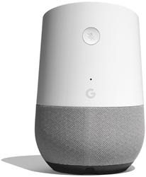 תמונה של עוזר קולי בצבע לבן Google Home