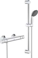 Picture of Grohe Precision Start thermostatic shower mixer, DN 15 with shower set, 1 piece, 34597000