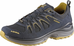תמונה של נעלי חוץ רב תכליתיות גברים כחול/חרדל פלדה, גודל 46 LOWA INNOX EVO GTX LO